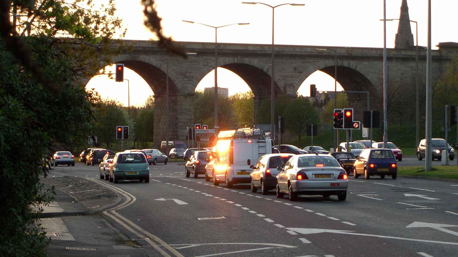 Leeds Traffic