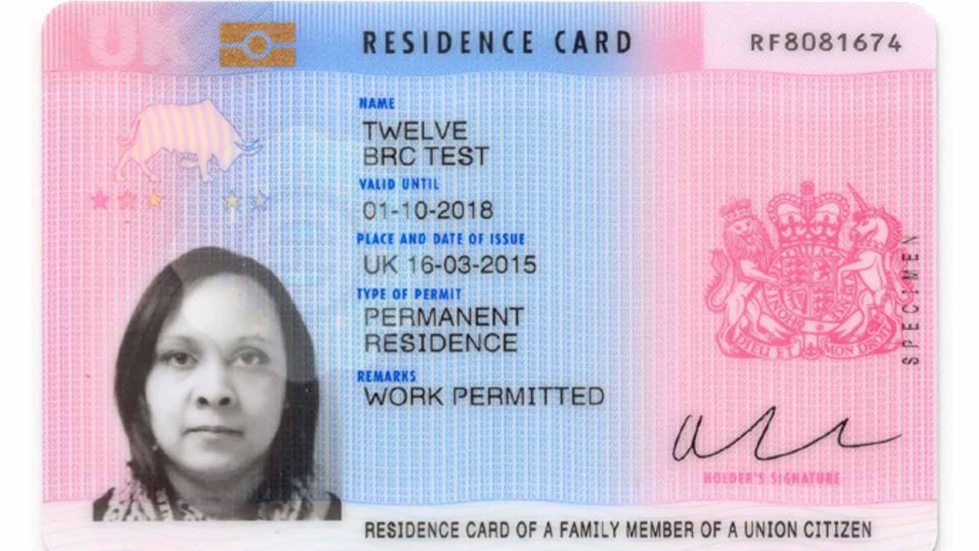 The Biometric Residence Permit Transition Guide