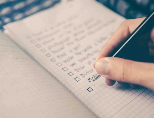 Download a copy of the Personal Information Checklist